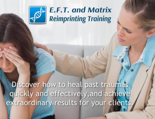 EFT and Matrix Reimprinting Accredited Workshops, Sydney, Queensland and Melbourne
